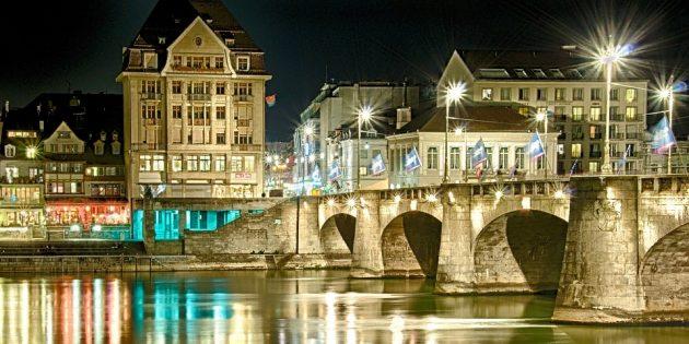 Рейтинг городов по уровню жизни: Базель