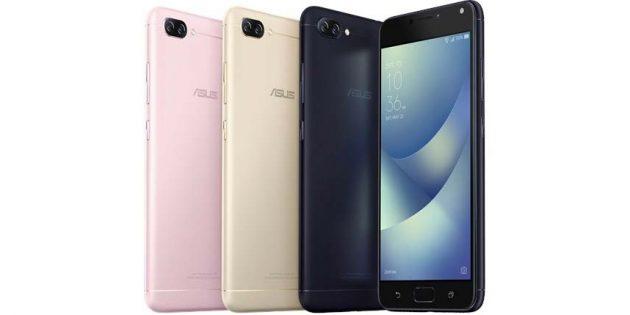 Бюджетные смартфоны: ASUS ZenFone 4 Max ZC520KL