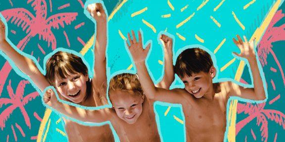 9 идеальных отелей для летнего отдыха с детьми