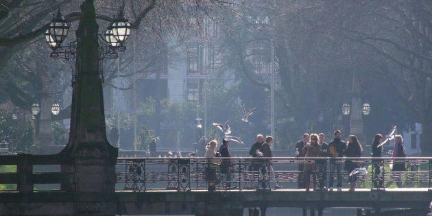 Рейтинг городов по уровню жизни: Дюссельдорф