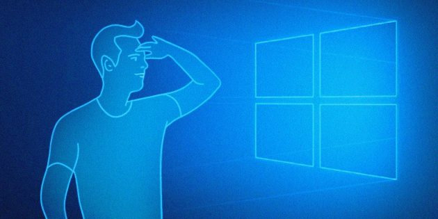 посмотреть содержимое файла Windows 10