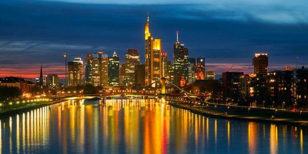 Рейтинг городов по уровню жизни: Франкфурт-на-Майне