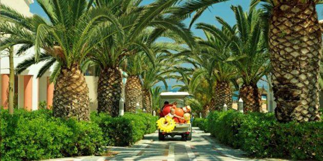 Отели для отдыха с детьми: Aldemar Knossos Royal 5*, Херсониссос, Крит-Ираклион, Греция