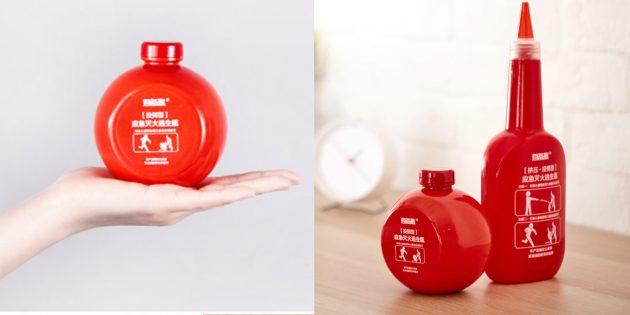 Бутылка-огнетушитель Xiaomi