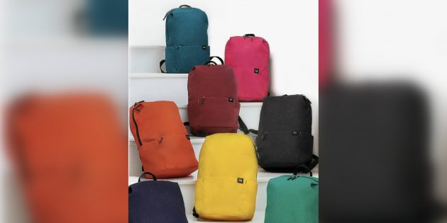 Xiaomi представила недорогой роутер, стильный рюкзак и мини-огнетушитель