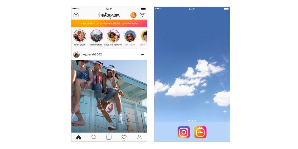 IGTV — новый конкурент YouTube от создателей Instagram
