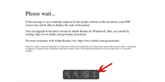 Виза в США: скачать PDF-файл