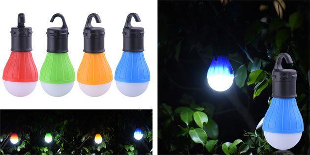 Портативная лампочка