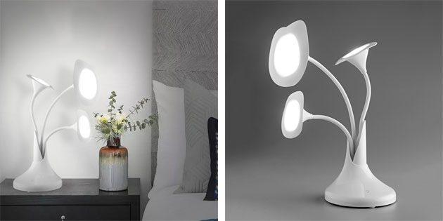 Лампа-букет