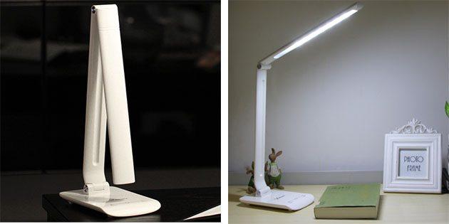 лампа с лаконичным дизайном