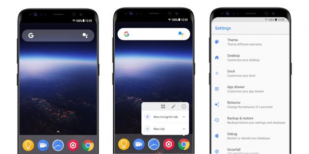 Копия Pixel Launcher для всех устройств вышла в Google Play