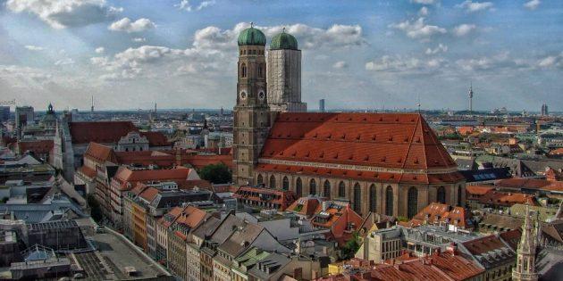 Рейтинг городов по уровню жизни: Мюнхен