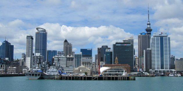 Рейтинг городов по уровню жизни: Окленд
