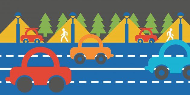 Лучшие тесты 2018года: правила дорожного движения