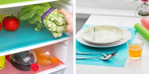 Коврики для холодильника