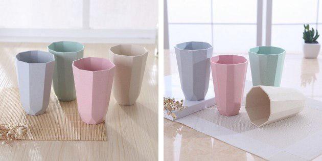 Бамбуковый стакан