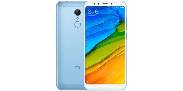 Бюджетные смартфоны: Xiaomi Redmi 5 Plus