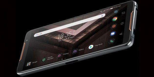 Lenovo Z5. ASUS ROG Phone