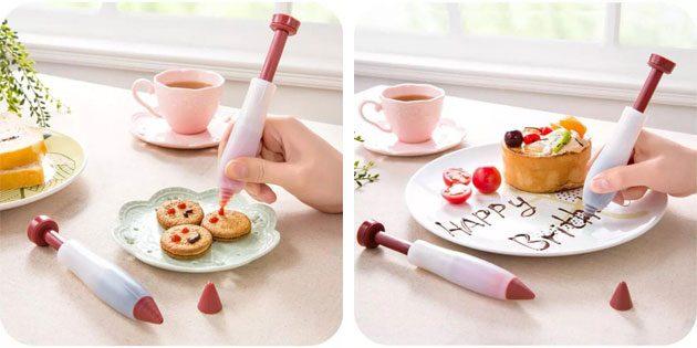 ручка для декорирования выпечки