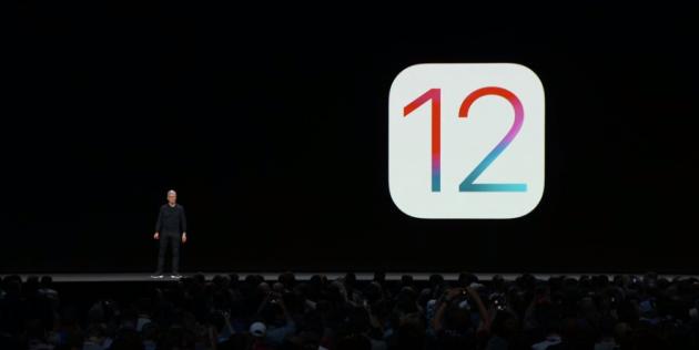 Apple представила iOS 12. Она работает в два раза быстрее прошлой версии