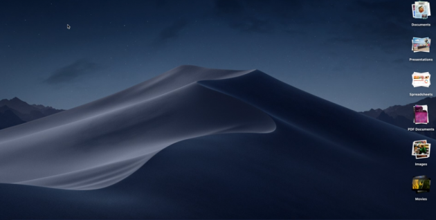 Представлена macOS Mojave: тёмная тема, новый App Store и сближение с iOS