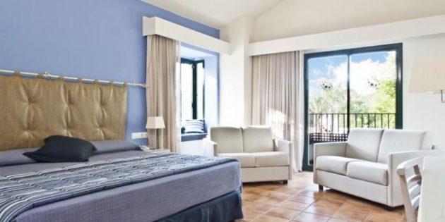 Отели для отдыха с детьми: Port Aventura 4* , Салоу, Коста Дорада, Испания
