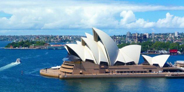 Рейтинг городов по уровню жизни: Сидней