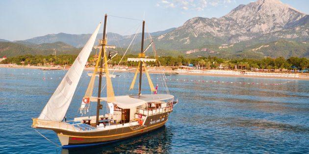 Отели для отдыха с детьми: Pirates Beach Club 5*, Текирова, Кемер, Турция