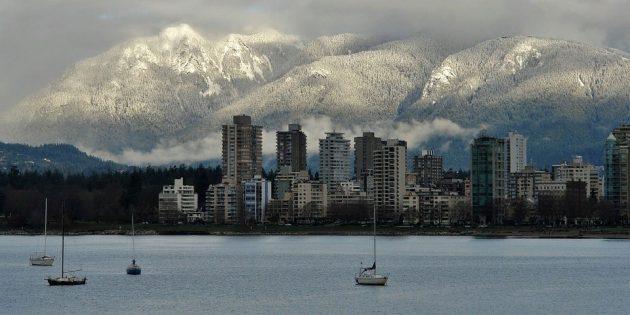 Рейтинг городов по уровню жизни: Ванкувер
