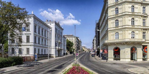 Рейтинг городов по уровню жизни: Вена