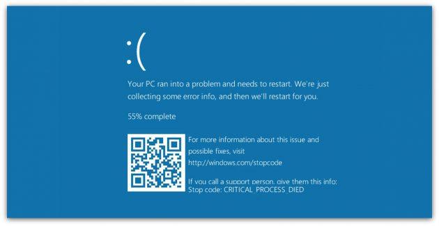 Что делать, если появился синий экран смерти: Определите причину BSOD и найдите её решение