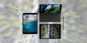 Как скачать 5К-обои с iPad Pro из Apple Store
