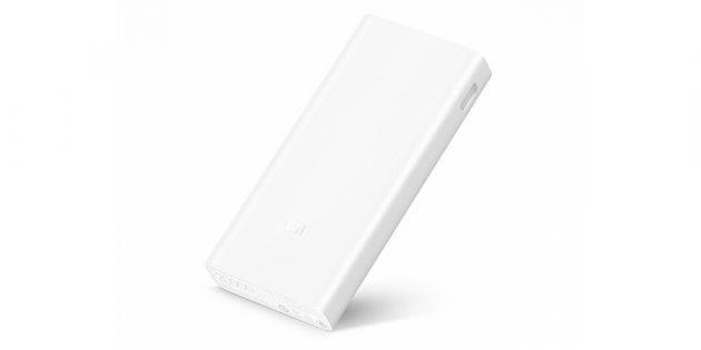 Портативный аккумулятор Xiaomi Mi 2C