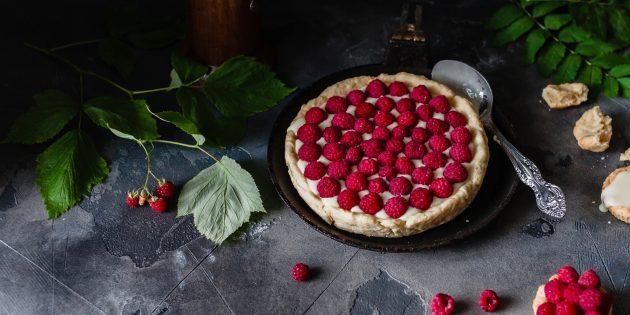 10 удивительных пирогов с малиной