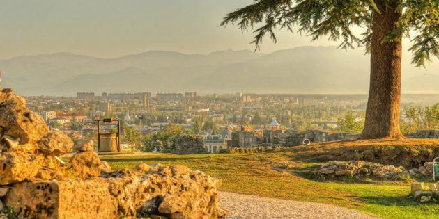 Достопримечательности Грузии