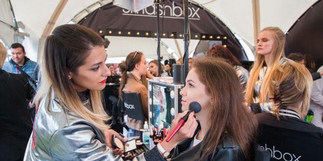 VK Fest 2018. Научиться делать макияж