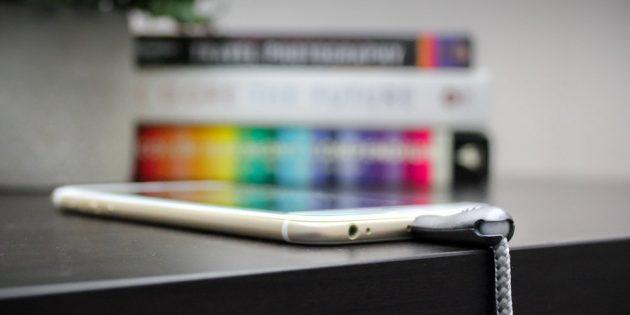 зарядное устройство для iPhone USB93