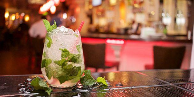Классические алкогольные коктейли: Мохито