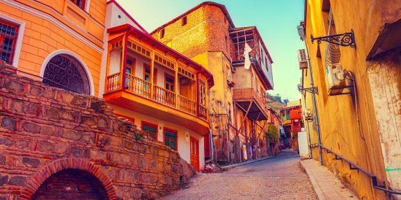 20 достопримечательностей Грузии, которые надо увидеть своими глазами