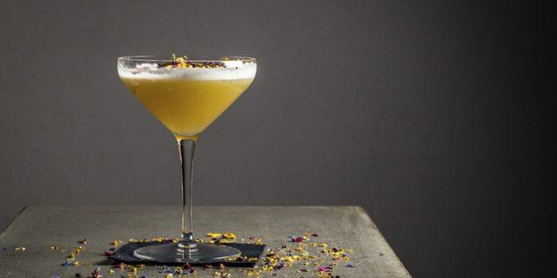 Классические алкогольные коктейли: Дайкири