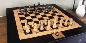 Штука дня: умные шахматы, которые двигаются сами по себе