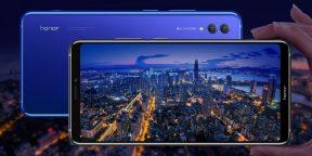 Huawei представила Honor Note 10 — огромный флагман без «чёлки»