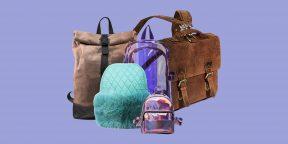 8 самых модных рюкзаков 2018 года
