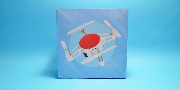 MiTu Mini RC Drone. В коробке