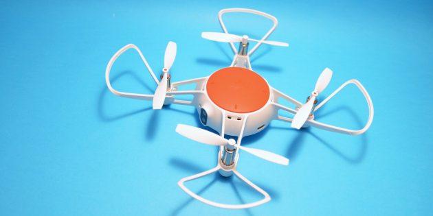 MiTu Mini RC Drone. Внешний вид