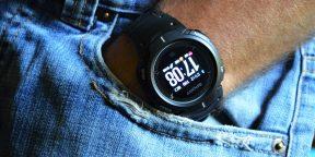 Обзор NO.1 F13 —доступных часов со спортивными функциями