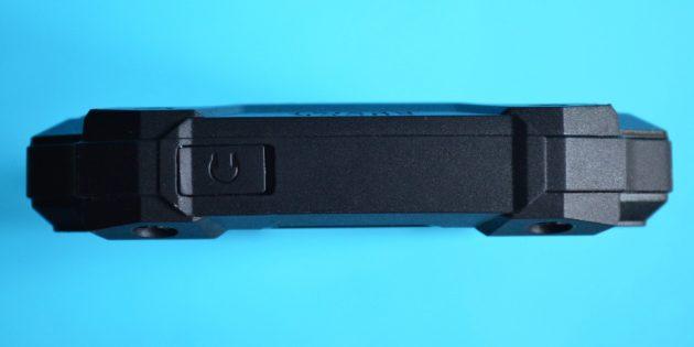 Защищенный смартфон Poptel P9000 Max: Разъём наушников