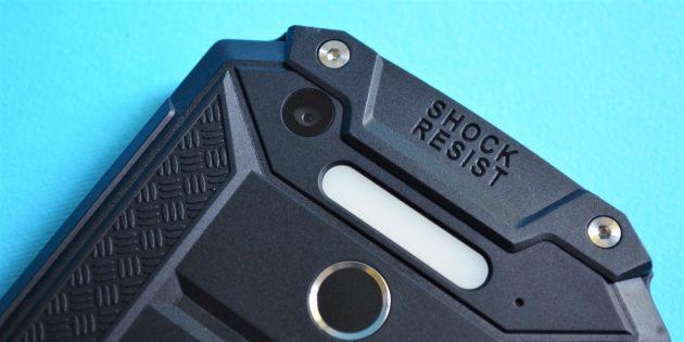 Защищенный смартфон Poptel P9000 Max: Камера