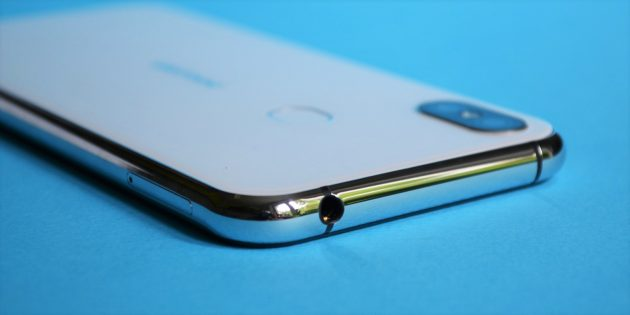 Обзор смартфона Ulefone X: Разъём 3,5 мм