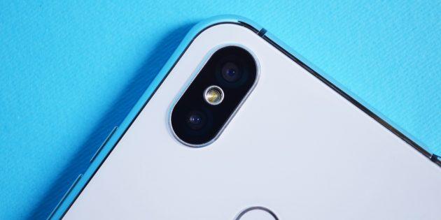 Обзор смартфона Ulefone X: Камера